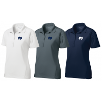 NDHS Ladies' Performance Uniform Sport Shirt