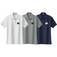 NDHS Ladies' Uniform Sport Shirt