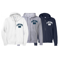 NDHS Uniform Full-Zip Hoodie
